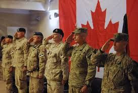 Canada to send troops to Ukraine