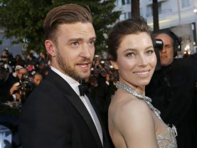 Timberlake and Biel welcome first baby