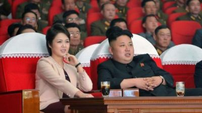 North Korea first lady appears in public