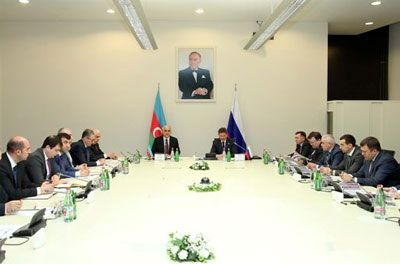 Azerbaijan, Tatarstan discuss cooperation