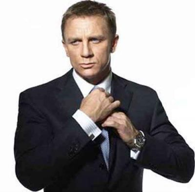 Daniel Craig,  as the UN global advocate