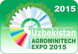 Uzbekistan Agrominitech Expo-2015