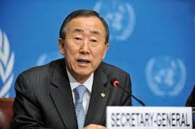 Ban Ki-moon called to stop  fight in Yemen