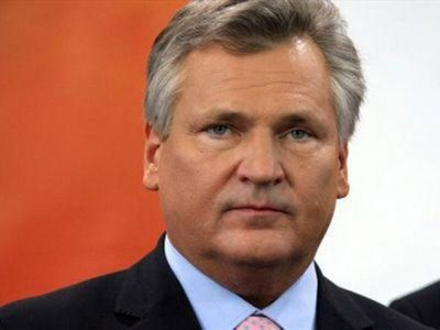 Kwasniewski to attend a Forum to be held in Baku