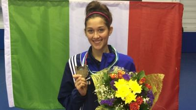 Nicoli nominated for Taekwondo spot at Baku 2015