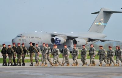 300 US troops arrived in Ukraine
