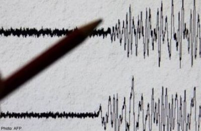 6.0 magnitude quake hits Sumatra