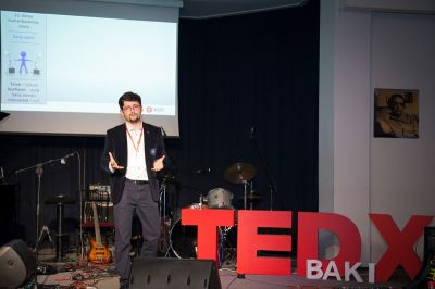 Azercell supported the next TEDx Baku-2015 conference