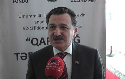 The states recognize territorial integrity of Azerbaijan:MP
