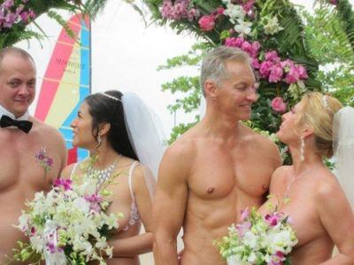 Extraordinary wedding gowns PHOTO