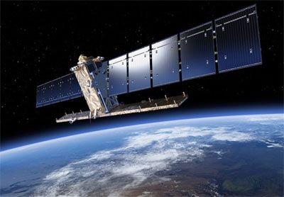 Construction of Turksat 6A began