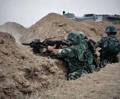 Armenian Armed Forces broke ceasefire