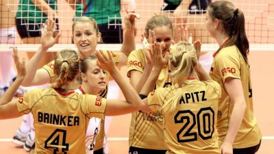 Germany reveals  Volleyball teams for Baku 2015