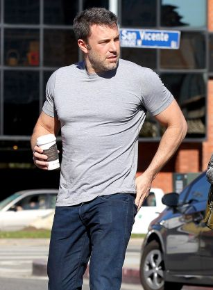 Ben Affleck: I was embarrassed