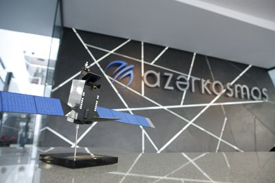 Satellite manufacturer for Azerspace-2