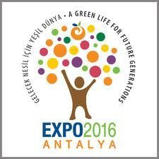 EXPO 2016 Botanical Exhibition in Antalya