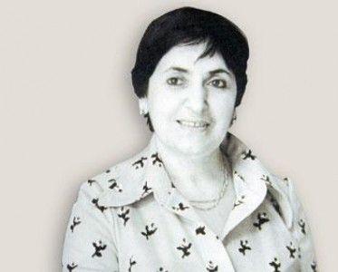 Today Zarifa Aliyeva's birthday  PHOTO