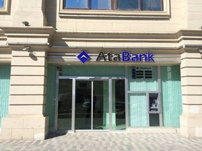 A new branch of AtaBank opened  in Bakikhanov