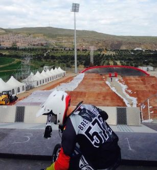 Baku 2015 holds successful BMX sport test at new Velopark