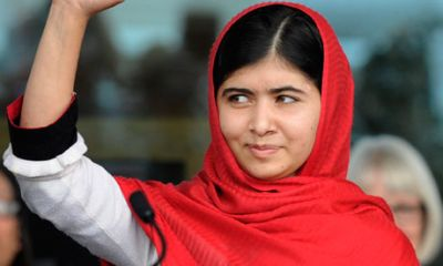 Men jailed for Malala Yousafzai attack