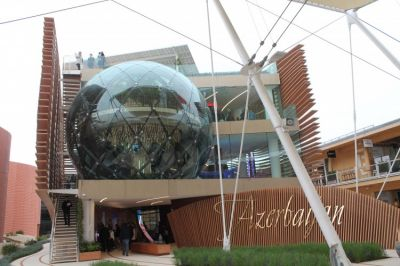 Milan Expo 2015 opened