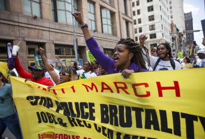 Protests sparked in Atlanta, US