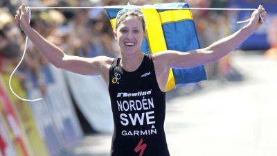 Nordén and Dahlby to lead Sweden's team at Baku 2015.