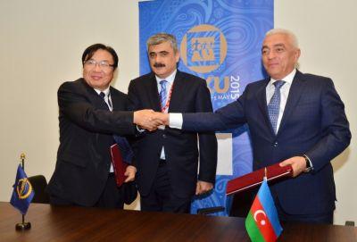 ADB, Azerbaijan sign MoU