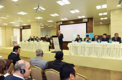 BEGOC holds conference
