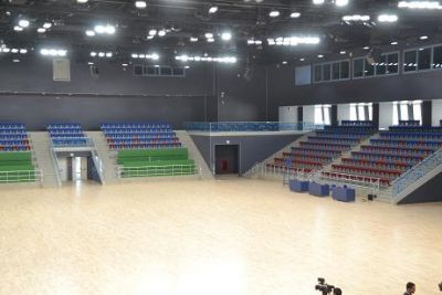 Baku Sports Hall ready for European Games