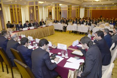 Baku hosts business forum of Ministry of Education and Caspian European Club