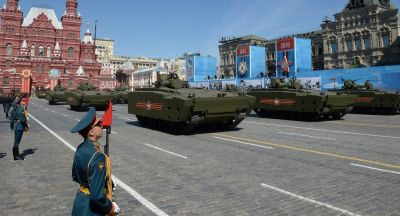 Moscow events marking 70th anniversary of the victory  kick off