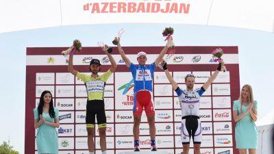 Primoz Roglic wins 2015 Tour d'Azerbaijan