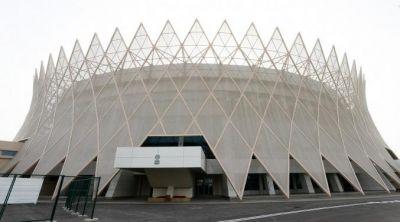 Heydər Əliyev adına İdman Sarayı I Avropa Oyunlarını gözləyir - VİDEO - FOTOSESSİYA