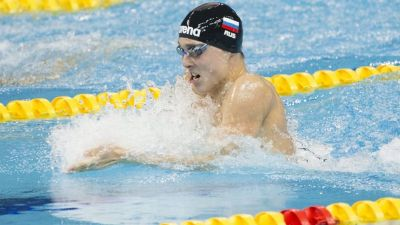 Openysheva to lead Russian Swimming team at Baku 2015