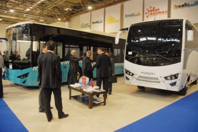 XIV International Transport, Transit and Logistics Exhibition kicks off