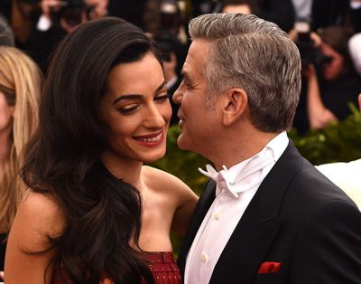Amal and I can't be apart for more than a week: Clooney says