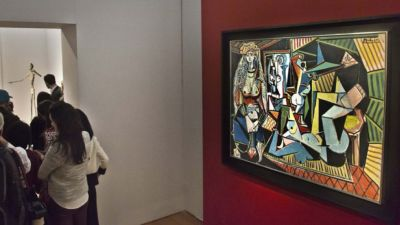 Picasso painting sets world record