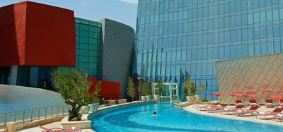 Fairmont Baku waits for Baku 2015 tourists