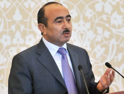 Azerbaijani people definitely support the president's policy : Ali Hasanov says