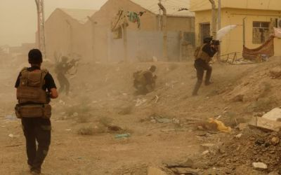 IS takes full control of  Ramadi