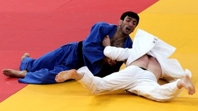 Davtyan to lead Armenian judoka at Baku 2015