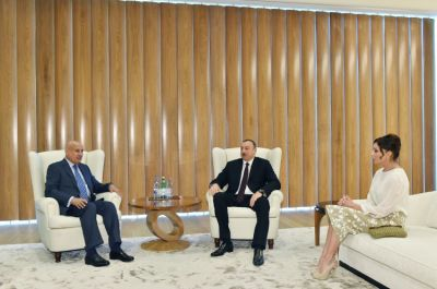 President  met with the ISESCO Director General