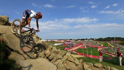 Baku-bound Rosa  win Mountain Bike races