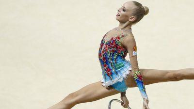 Kudryavtseva takes four of five Rhythmic Gymnastics titles