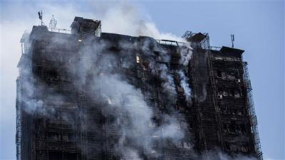 Ministry to pay debts of residents of burned building