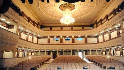 1st European Games: Theatres in Baku  PHOTO