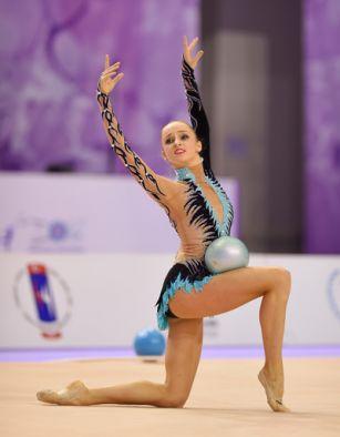 Marina Durunda proud of Baku 2015
