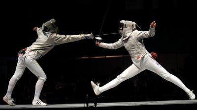 Fencing trio among seven Ukraine Olympic champions at Baku 2015