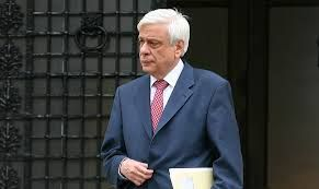 From Prokopios Pavlopoulos, President of the Hellenic Republic